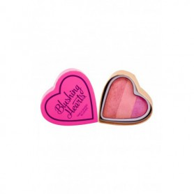 Makeup Revolution London I Heart Makeup Blushing Hearts Róż 10g Candy Queen Of Hearts
