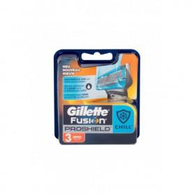 Gillette Fusion Proshield Chill Wkład do maszynki 3szt