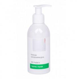 Ziaja Med Antibacterial Treatment Cleansing Gel Żel oczyszczający 200ml