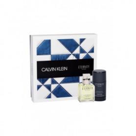Calvin Klein Eternity For Men Woda toaletowa 50ml zestaw upominkowy