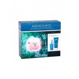 Biotherm Aquasource Krem do twarzy na dzień 50ml zestaw upominkowy