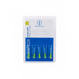 Curaprox Prime Refill CPS 1,1 - 5,0 mm Szczoteczka do zębów 5szt