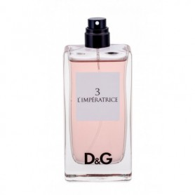 Dolce&Gabbana D&G Anthology L´imperatrice 3 Woda toaletowa 100ml tester