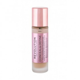 Makeup Revolution London Conceal & Define Podkład 23ml F2,5