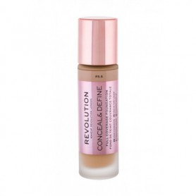 Makeup Revolution London Conceal & Define Podkład 23ml F5,5