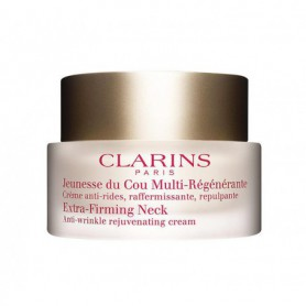 Clarins Extra Firming Neck Anti-Wrinkle Rejuvenating Cream Krem do dekoltu 50ml tester