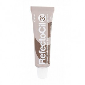 RefectoCil Eyelash And Eyebrow Tint Pielęgnacja rzęs 15ml 3.1 Light Brown
