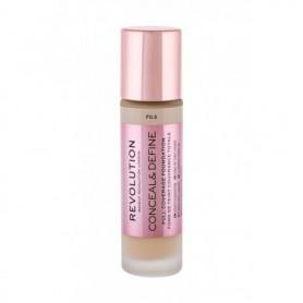 Makeup Revolution London Conceal & Define Podkład 23ml F0,3