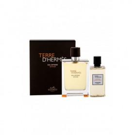 Hermes Terre D´Hermes Eau Intense Vétiver Woda perfumowana 100ml zestaw upominkowy