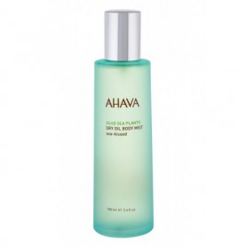 AHAVA Deadsea Plants Dry Oil Body Mist Sea-Kissed Olejek do ciała 100ml