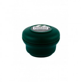 PRORASO Green Shaving Soap In A Jar Pianka do golenia 150ml