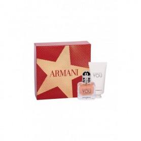 Giorgio Armani Emporio Armani In Love With You Woda perfumowana 30ml zestaw upominkowy