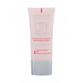 BOURJOIS Paris City Radiance SPF30 Podkład 30ml 01 Rose Ivory
