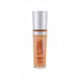 Rimmel London Lasting Finish Breathable 25HR SPF20 Podkład 30ml 402 Bronze