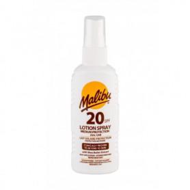 Malibu Lotion Spray SPF20 Preparat do opalania ciała 100ml