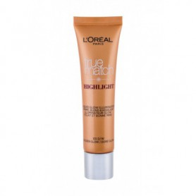 L´Oréal Paris True Match Highlight Liquid Glow Rozświetlacz 30ml 101.D/W Golden Glow