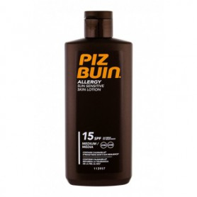 PIZ BUIN Allergy SPF15 Preparat do opalania ciała 200ml