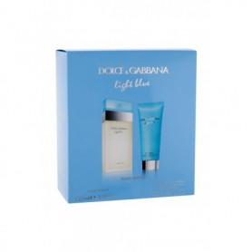 Dolce&Gabbana Light Blue Woda toaletowa 100ml zestaw upominkowy