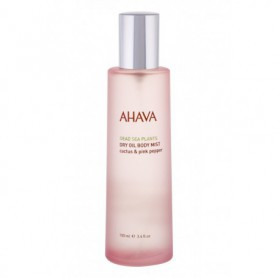 AHAVA Deadsea Plants Dry Oil Body Mist Cactus Olejek do ciała 100ml