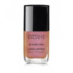 Gabriella Salvete Longlasting Enamel Lakier do paznokci 11ml 39 Nude Pink