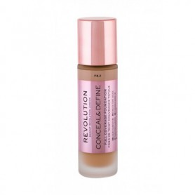 Makeup Revolution London Conceal & Define Podkład 23ml F8,2