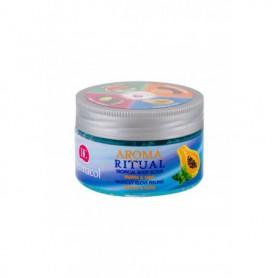 Dermacol Aroma Ritual Papaya & Mint Peeling do ciała 200g