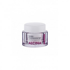 ALCINA Sensitive Facial Cream Light Krem do twarzy na dzień 50ml