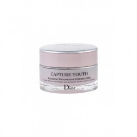 Christian Dior Capture Youth Age-Delay Progressive Peeling Creme Krem do twarzy na dzień 50ml