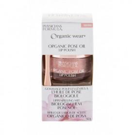 Physicians Formula Organic Wear Organic Rose Oil Lip Polish Peeling 14,2g Rose