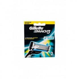 Gillette Mach3 Wkład do maszynki 2szt