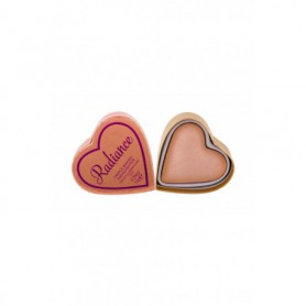 Makeup Revolution London I Heart Makeup Triple Baked Highlighter Rozświetlacz 10g Radiance