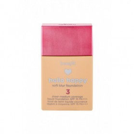 Benefit Hello Happy SPF15 Podkład 30ml 03 Light Neutral