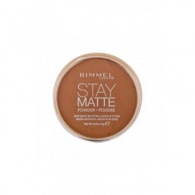 Rimmel London Stay Matte Puder 14g 040 Honey