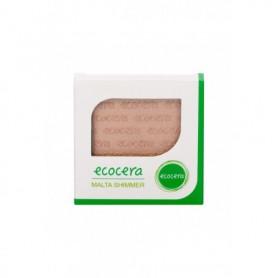 Ecocera Shimmer Rozświetlacz 10g Malta
