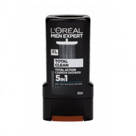 L´Oréal Paris Men Expert Total Clean 5 in 1 Żel pod prysznic 300ml