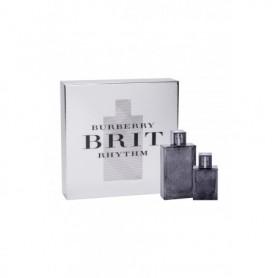 Burberry Brit Rhythm For Him Woda toaletowa 90ml zestaw upominkowy