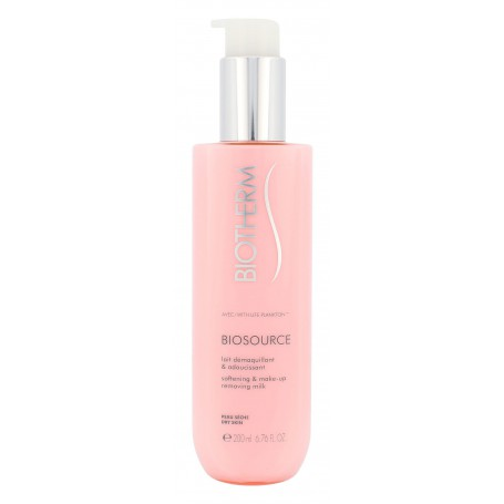 Biotherm Biosource Mleczko do demakijażu 200ml