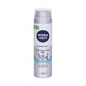 Nivea Men Sensitive 3-Day Beard Żel do golenia 200ml