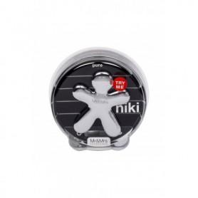 Mr&Mrs Fragrance Niki Pure Zapach samochodowy 1szt