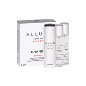 Chanel Allure Homme Sport Cologne Woda kolońska 3x20ml