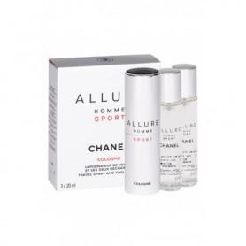 Chanel Allure Homme Sport Cologne Woda kolońska 3x20ml