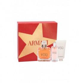 Giorgio Armani Emporio Armani In Love With You Woda perfumowana 100ml zestaw upominkowy