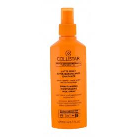 Collistar Special Perfect Tan Supertanning Moisturizing Milk Spray SPF15 Preparat do opalania ciała 200ml