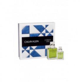 Calvin Klein Eternity For Men Woda perfumowana 100ml zestaw upominkowy