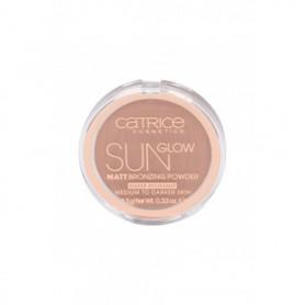 Catrice Sun Glow Matt Bronzer 9,5g 035 Universal Bronze