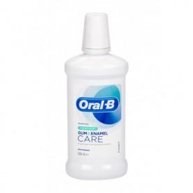 Oral-B Gum & Enamel Care Fresh Mint Płyn do płukania ust 500ml