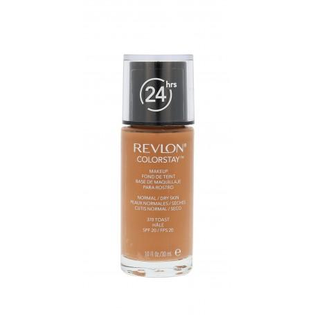 Revlon Colorstay Normal Dry Skin Podkład 30ml 370 Toast