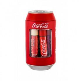 Lip Smacker Coca-Cola Lip Balm Balsam do ust 4g zestaw upominkowy
