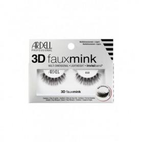 Ardell 3D Faux Mink 858 Sztuczne rzęsy 1szt Black