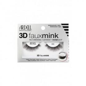 Ardell 3D Faux Mink 859 Sztuczne rzęsy 1szt Black